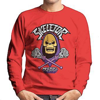 Masters of the Universe Skeletor Havoc Staff Män&s Sweatshirt