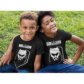 WWE Girls Braun Strowman T-Shirt