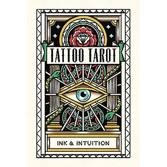 FengChun Tattoo Tarot Cards Ink  Intuition