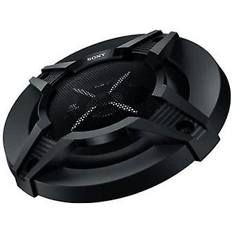 FengChun XS-FB1030 10 cm 3-Wege Auto-Lautspecher mit 220 Watt Maximalleistung schwarz