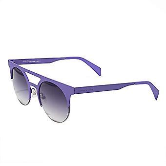 ITALIEN UAFHÆNGIGE 0026-014-000 solbriller, Bratsch (Morado), 49 Unisex-Voksen