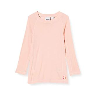 Racoon T-Shirt L/S Thermal Clothing, Pale Pink, 134-140 Unisex-Adult