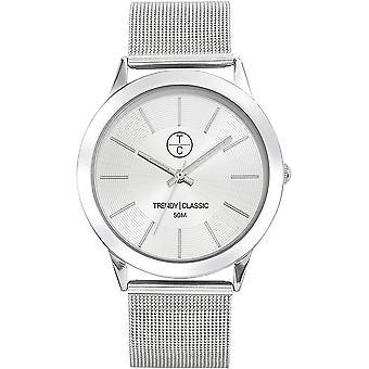 Trendy Classic - Wristwatch - Men - Greyhound - CM1006-03