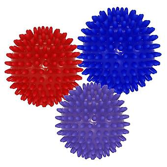 Urban Fitness Massage Balls Set (Pack of 3)