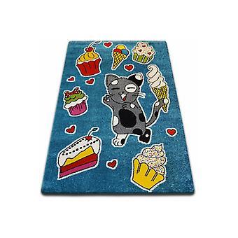 Rug KIDS Cookie blue C415
