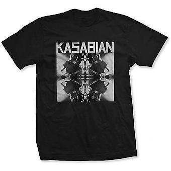 Kasabian - Solo Reflect Men's XX-Large T-Shirt - Black