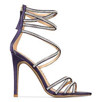 ZIGIny Womens Zigi Soho Bernadette Strappy Embellished Dress Sandals