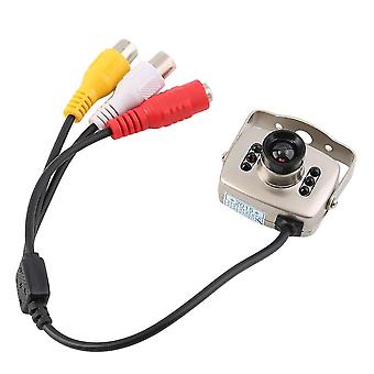 Ir Wired Cctv Mini Camera Security Color Night Vision Rejestrator wideo na podczerwień