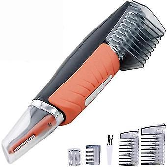 2 في 1 مزيل الشعر الكهربائية، متعدد الوظائف