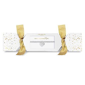 Joma Sieraden Kerst Cracker Merry Christmas Mum Armband 4898