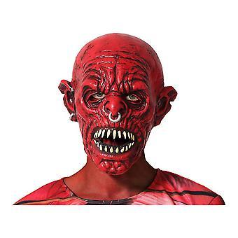 Mask Halloween Male Demon