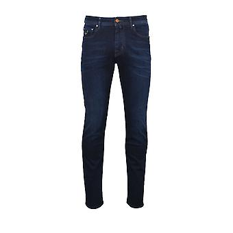 Jacob Cohen Bard Fast Slim Fit Jeans Dark Denim