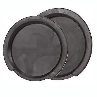 サウンドホールブロックゴムエレキボックスギターバスター防止ブラック41-42インチ