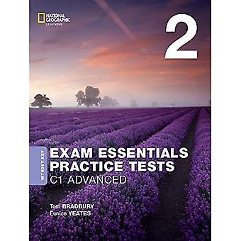 EXAM ESSENTIALS: CAMBRIDGE C1 ADV PRACT TEST 2 W/O KEY-REV20
