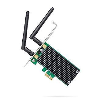TP-LINK Archer T4E AC1200 DualBand Wireless PCI Express Adapter mit zwei Antennen
