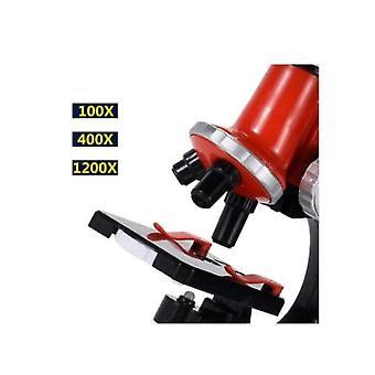 Geschenke für Kinder Kinder Mikroskop, High Definition 1200 mal Mikroskop Spielzeug