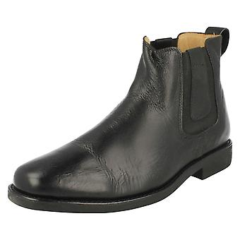 Mens Anatomic Leather Ankle Boots Natal