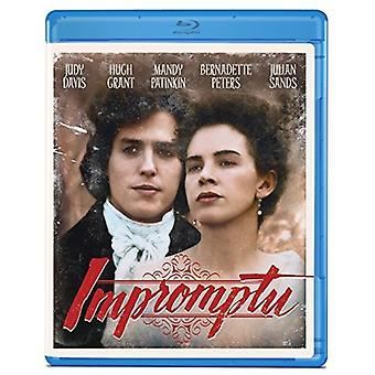 Improvvisato importazione USA [Blu-ray]