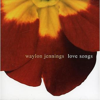 Waylon Jennings - Love Songs [CD] USA import