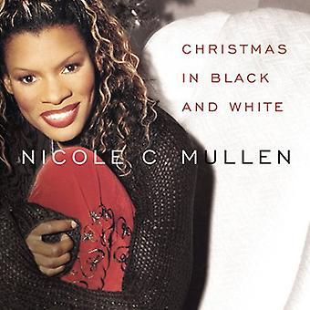 Nicole Mullen - Christmas in Black & White [CD] USA import