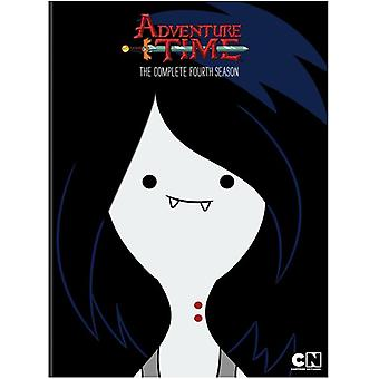Adventure Time: The Complete Fourth Season [DVD] USA import