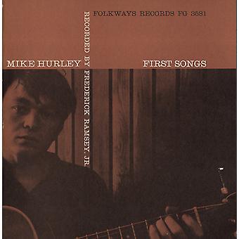 マイケル ・ ハーリー - 最初の歌 [CD] USA 輸入