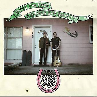 James the Fang / Barrett, Sam - Dime Horse Shoe [Vinyl] USA import