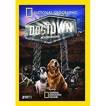 National Geographic: Dogtown - neue Anfänge [DVD] USA import