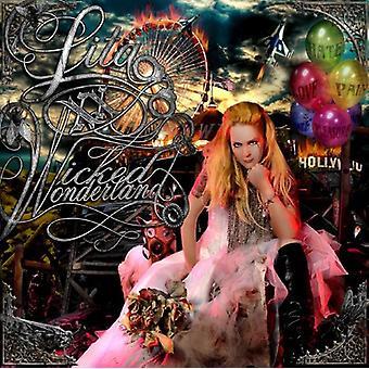 Lita Ford - Wicked Wonderland [CD] USA import