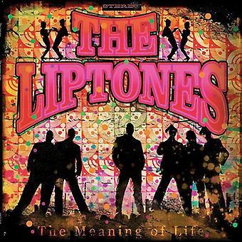 Liptones - significado de importación de los E.e.u.u. de la vida [CD]