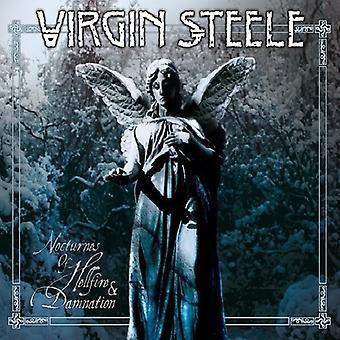 Virgin Steele - Nocturnes of Hellfire & Damnation [CD] USA import