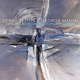 Denny Zeitlin - Expedition [CD] USA import