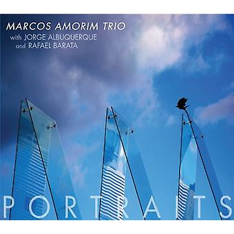 Marcos Amorim Trio - porträtt [CD] USA import