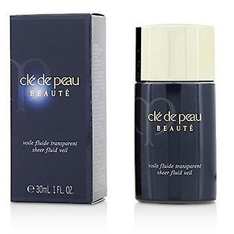 Cle de Peau Sheer Fluid véu SPF 24-30ml/1oz