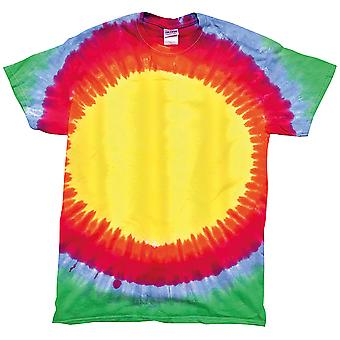 Colortone Kids/Childrens Heavyweight Sunrise Print T-Shirt