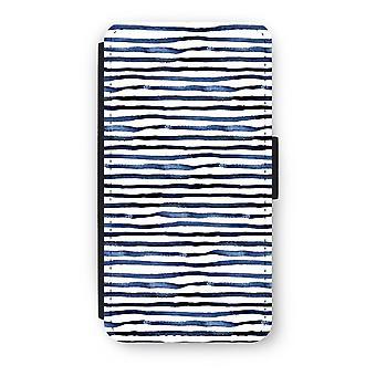 iPod Touch 6 Flip Case - überraschend Linien