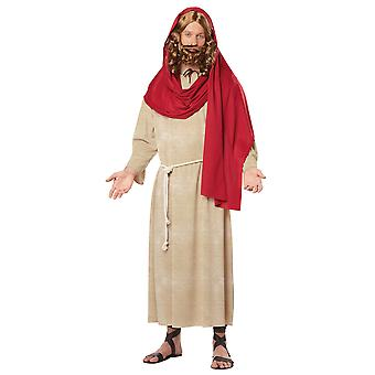 Jesus Adult Holy Man Biblical Christmas Easter Good Friday Men Costume