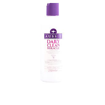 Aussie Daily Clean Miracle Conditioner 250 Ml For Women