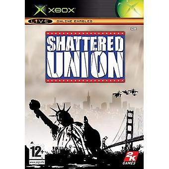 Shattered Union (Xbox)-nieuw