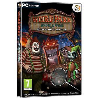 Konstiga Park Broken Tune (PC CD)-ny