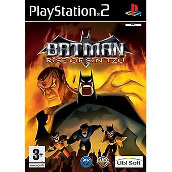 Batman Rise of Sin Tzu (PS2) - Usine scellée