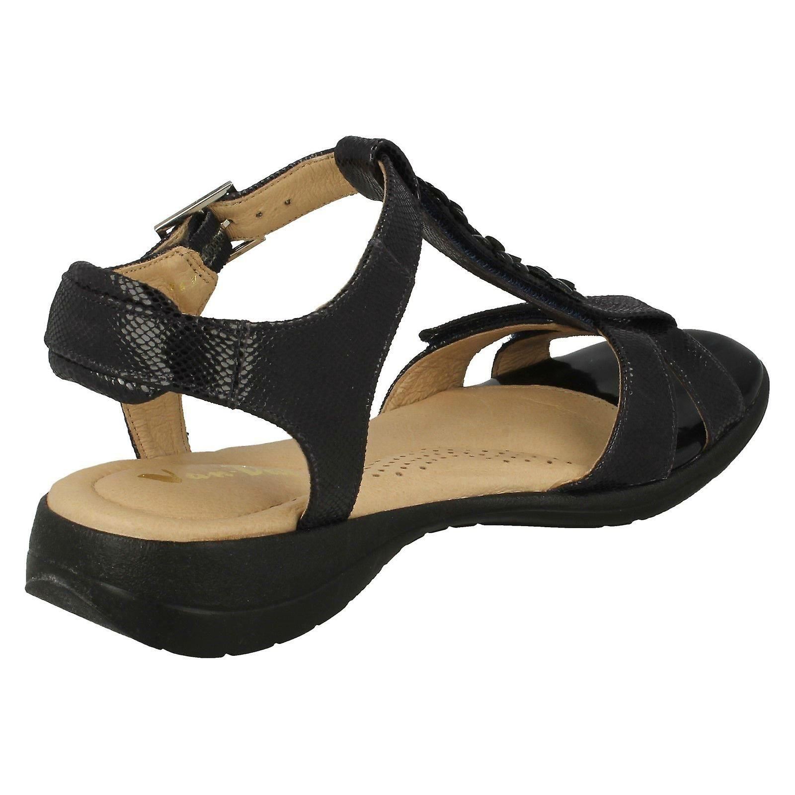 Ladies Van Dal Strappy Sandals Soft ZHyWG