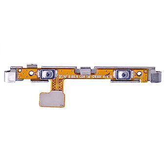 For Samsung Galaxy S7 - SM-G930 - Volume Button Flex Cable