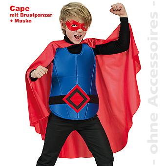 Super Hero kostume barn rød hero Ninja turtle barn kostume