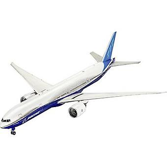 Revell 04945 Boeing 777-300ER-konetta assembly kit 1:144