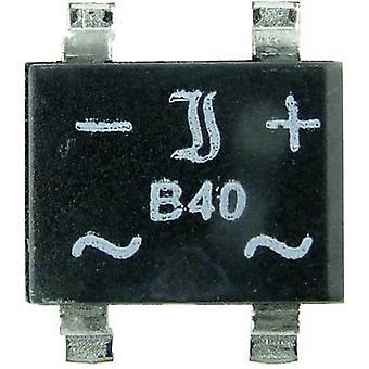 גשר דיודות Diotec ABS10 SO 1000 V 0.8 A-שלב 1