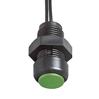 Elobau 145MT00A-GN drukknop 48 V DC/AC 0,5 A 1 x Off/(On) IP67 kortstondige 1 PC('s)