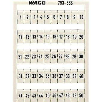 WAGO 793-5573 WMB-identificatie kaarten compatibel met (details): WAGO via voorwaarden/klemmen serie 2002-2016
