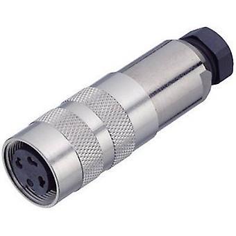 Bağlayıcı 99-5110-15-04-1 Serisi 423 Minyatür Dairesel Konnektör Nominal akım (detaylar): 6 A