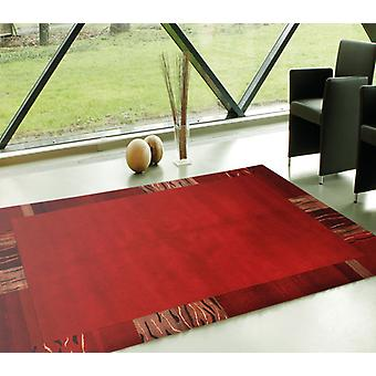 Teppiche-Eindruck 39406 In rot